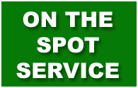 on the spot garage door repair service