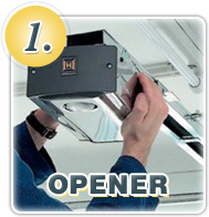 Garage Doors Openers services